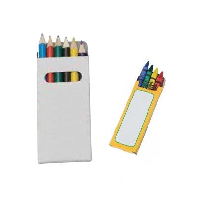 chalk & crayons