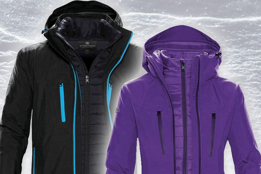 Product Spotlight: 3-in-1 Jacket